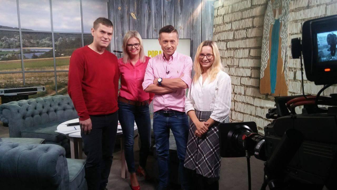 """Ośrodek """"Powiemy To"""" w TVP Lublin"""