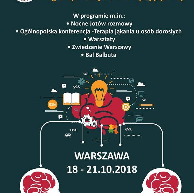 Ogólnopolski Zjazd Osób Jąkających się w Warszawie